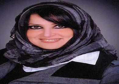 الدكتورة المصرية غادة محمد عامر، والتي تشغل منصب نائب رئيس المؤسسة العربية للعلوم والتكنولوجيا -ارشيفية