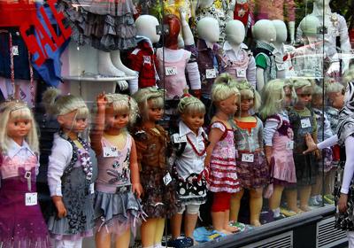 7d15af6065ed6 ارتفاع أسعار الملابس والأحذية في العيد يضرب ميزانيات العائلات ...