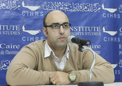مدير برنامج مصر بمركز القاهرة لدراسات حقوق الإنسان، محمد زارع