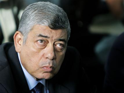 اللواء محمد إبراهيم - وزير الداخلية الأسبق