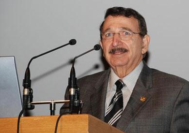 الدكتور مصطفى السيد، رئيس مجلس أمناء مدينة زويل للعلوم والتكنولوجيا