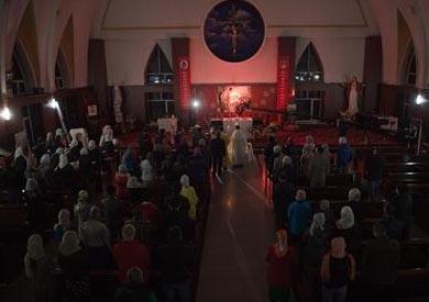 المسيحيون الأرثوذكس في الصين يحتفلون بعيد الفصح