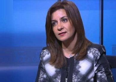 السفيرة نبيلة مكرم، وزيرة الدولة للهجرة