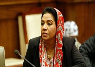 عضو لجنة الثقافة والإعلام والآثار بمجلس النواب نشوى الديب