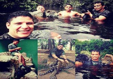 نمر غابات الأمازون