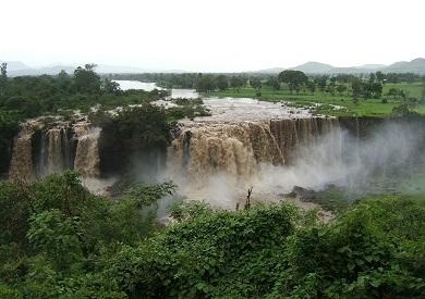 منابع نهر النيل