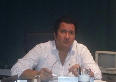 عمر بلبع رئيس شعبة السيارات بغرفة الجيزة التجارية