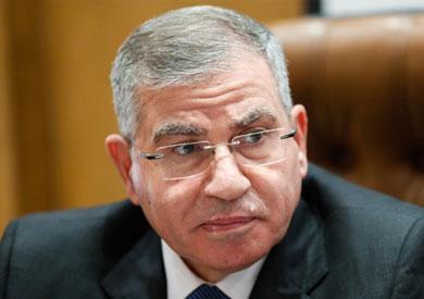 محمد علي مصيلحى وزير التموين