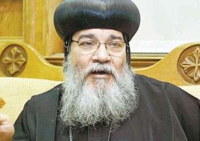 لأنبا مكاريوس، أسقف عام المنيا للأقباط الأرثوذكس