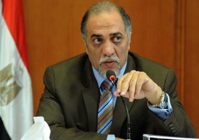 القصبي مستنكرا الحادث الإرهابي بالعريش: لن يستطيع هزيمة المصريين