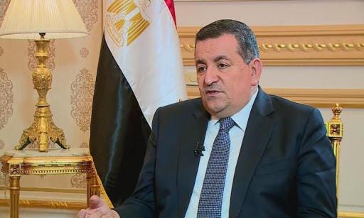 أسامة هيكل - وزير الدولة  للإعلام
