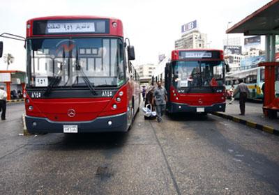 أوتوبيسات هيئة النقل العام