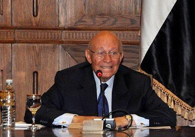 محمد فايق رئيس المجلس القومى لحقوق الإنسان