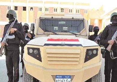 الشرطة تكثف تواجها في محيط لجان الاقتراع