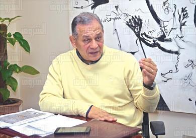 محمد عصمت السادات تصوير أحمد عيد