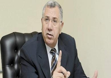 السيد القصير، وزير الزراعة - ارشيفية