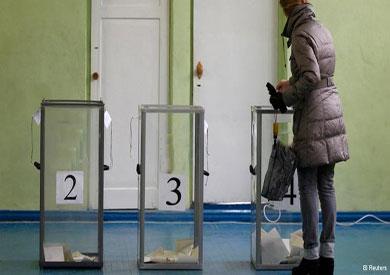 استفتاء في القرم - أرشيفية