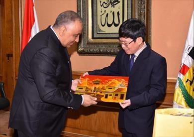 رئيس الرقابة الإدارية ورئيس المفتشية الفيتنامية