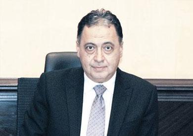 الدكتور نصيف حفناوي وكيل وزارة الصحة بالقليوبية