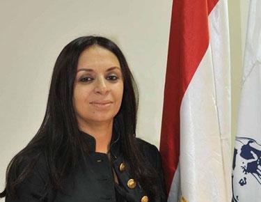 مايا مرسى رئيس المجلس القومى للمرأة