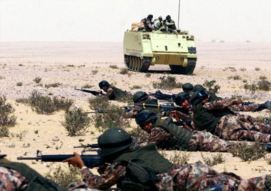 استشهاد مجند في هجوم إرهابي جنوب العريش