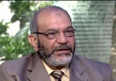 سعد عمارة، عضو الهيئة البرلمانية لحزب الحرية والعدالة