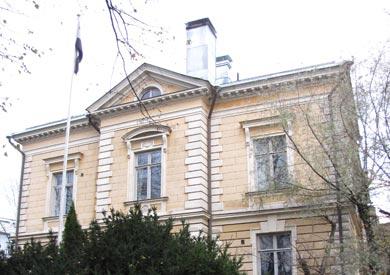 سفارة مصر - ارشيفية
