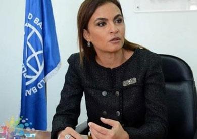الدكتور سحر نصر- وزير التعاون الدول