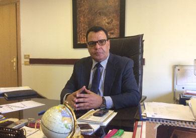 سامي محمود، رئيس هيئة تنشيط السياحة