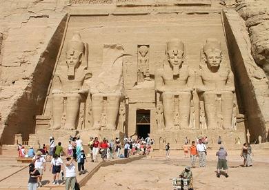 السياحة في مصر - ارشيفية