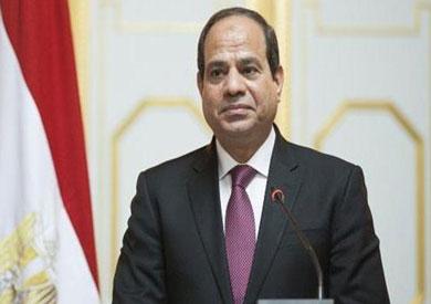 الرئيس-عبد الفتاح السيسى