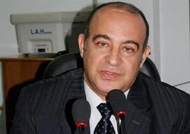 الدكتور مجدي مرشد-رئيس لجنة الصحة بمجلس النواب