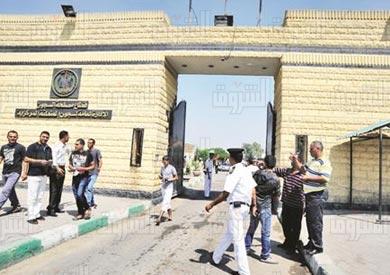 سجن طرة- تصوير- احمد عبد اللطيف