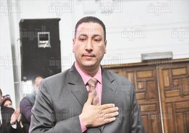 محي الدين ابراهيم -نقيب الصيادلة الجديد تصوير-هبه خليفة