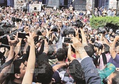 نقابة الصحافة جمعية عمومية- تصوير-احمد عبد اللطيف
