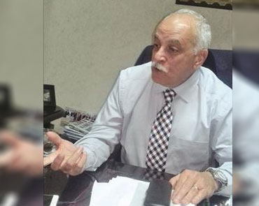 محمد بركة عضو مجلس ادارة غرفة الجيزة التجارية