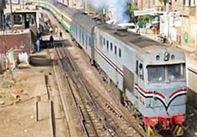 حركة القطارات على خط السكة الحديد «التل الكبير ــ الزقازيق» قد عادت إلى طبيعتها بعد إيقافها حوالى ساعتين أثناء فحص العبوة المحلية الصنع وإبطال مفعولها – أرشيفية