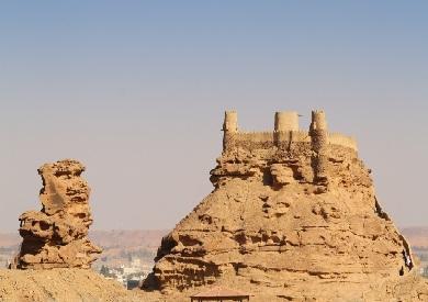قلعة زعبل فى السعودية