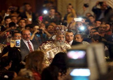 البابا تواضروس بابا الإسكندرية وبطريرك الكرازة المرقصية