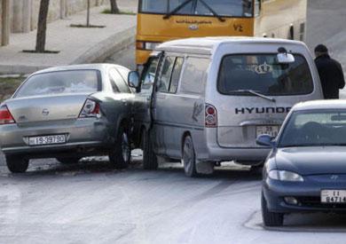 مصرع 3 سيدات وإصابة سائق في حادث تصادم بالمنيا