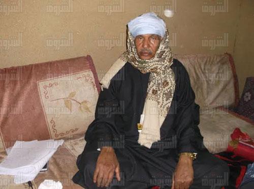 محمد عمرو سيد أقدم سجين مصري