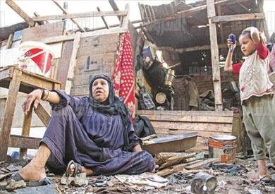 عشش السودان تصوير ابراهيم عزت