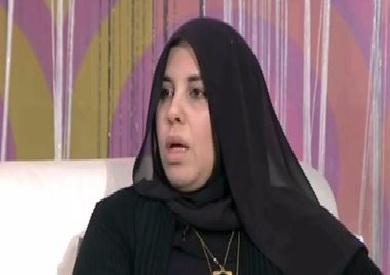 زوجة الشهيد عامر عبد المقصود