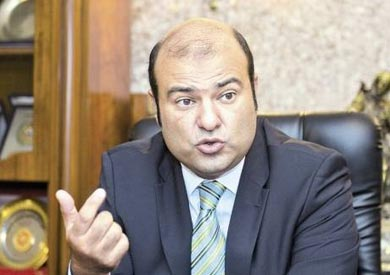 خالد فهمي - وزير التموين - ارشيفية