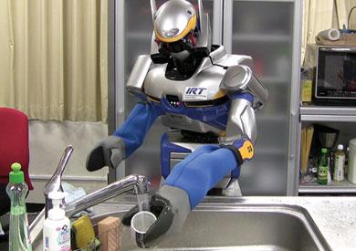 «روبوت» يقتحم مجال التمثيل ويصبح بطلا لمسرحية في لندن