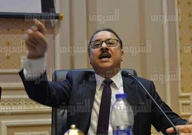 ياسر القاضى - تصوير: محمد الميموني