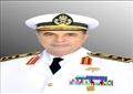 قائد القوات البحرية الفريق أحمد خالد حسن سعيد