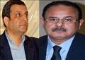 اللواء مجدي عبدالغفار وزير الداخلية - ويحيى قلاش نقيب الصحفيين