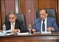 وزير التنمية المحلية خلال إجتماعه مع لجنة الإدارة المحلية بمجلس النواب