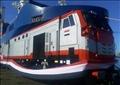 الجرارات الأمريكية الجديدة للسكة الحديد